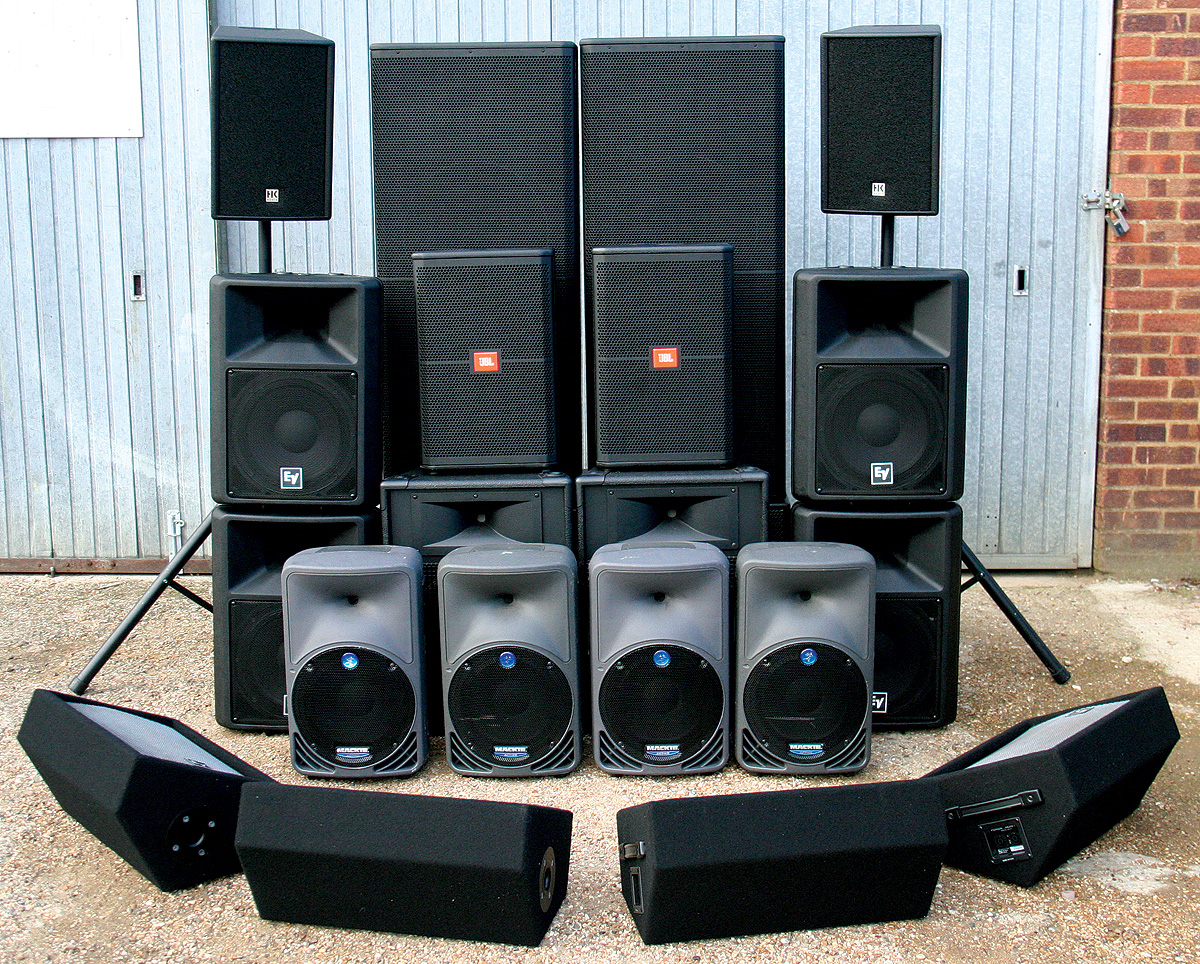 Rangkaian Sound System Whayudha S Weblog